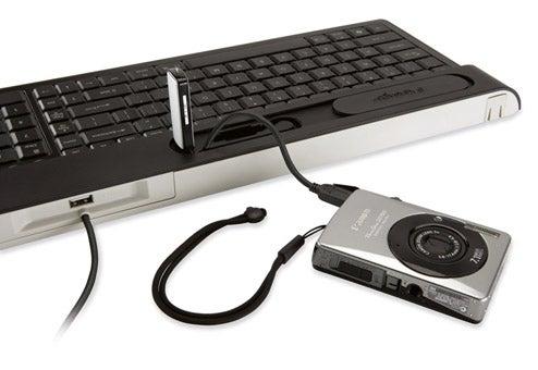 Kensington Ci70 Keyboard Has USB/Mini USB Ports and Laptop-Styled Keys