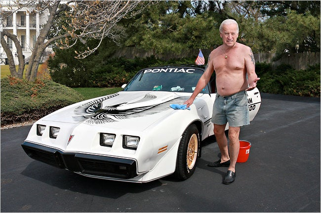Biden's Beloved Trans Am Makes New York Times