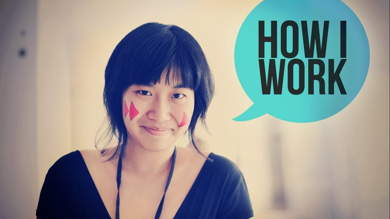 I'm Christina Xu, and This Is How I Work