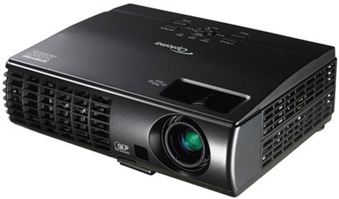 Optoma's Cheap 1080p HD803 Projector and its 720p Friends, the HD65 and HD71