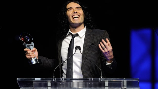 If You Live In New Orleans, Find Russell Brand and Make a Citizen's Arrest (UPDATE)