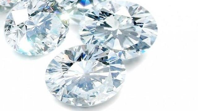 New diamonds are ugly but useful — and old ones are pretty but weak