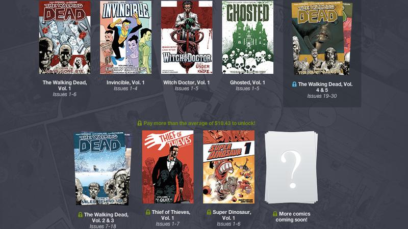 Deals: Halloween Comes Early, Walking Dead Comics Humble, Arkham Knight