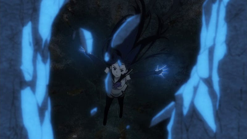 Brynhildr in the Darkness Plays with Clichés to Make a Thrilling Story