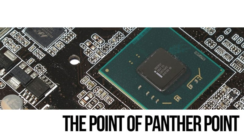 What's New With Intel's Z77 Panther Point Chipset