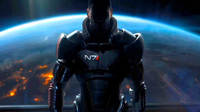 """Surprise, A Mass Effect MMO """"Totally Makes Sense"""""""