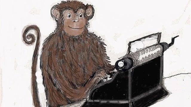 "Virtual ""monkeys on typewriters"" recreate ninety-nine percent of Shakespeare"