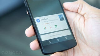 Google Now Just Became the Most Compelling Reason to Use Androi