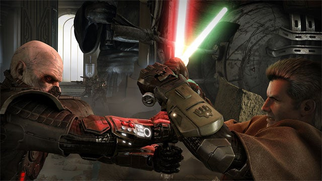 Live from Comic-Con 2011's Star Wars: The Old Republic Panel