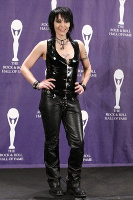 Fashion Rocks: The 2008 Rock And Roll Hall Of Fame