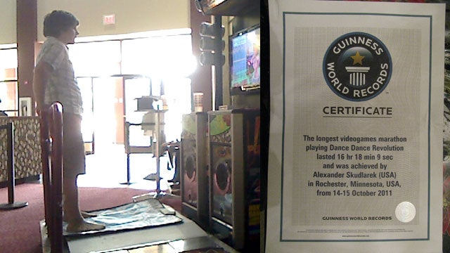 Man Plays Dance Dance Revolution For Over 16 Hours, Lives To Tell the Tale