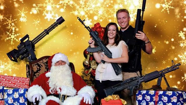 Here Comes Santa Claus, Here Comes Santa Claus, Bang Bang Bang Bang Bang