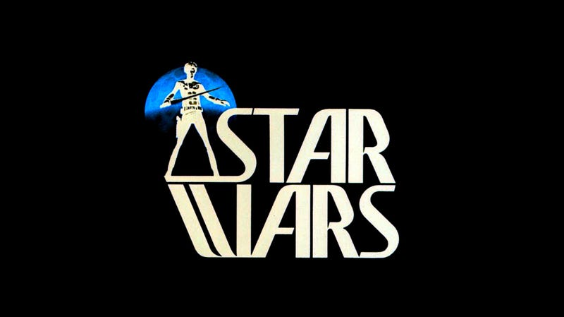 Watch the Star Wars logo evolve right before your eyes