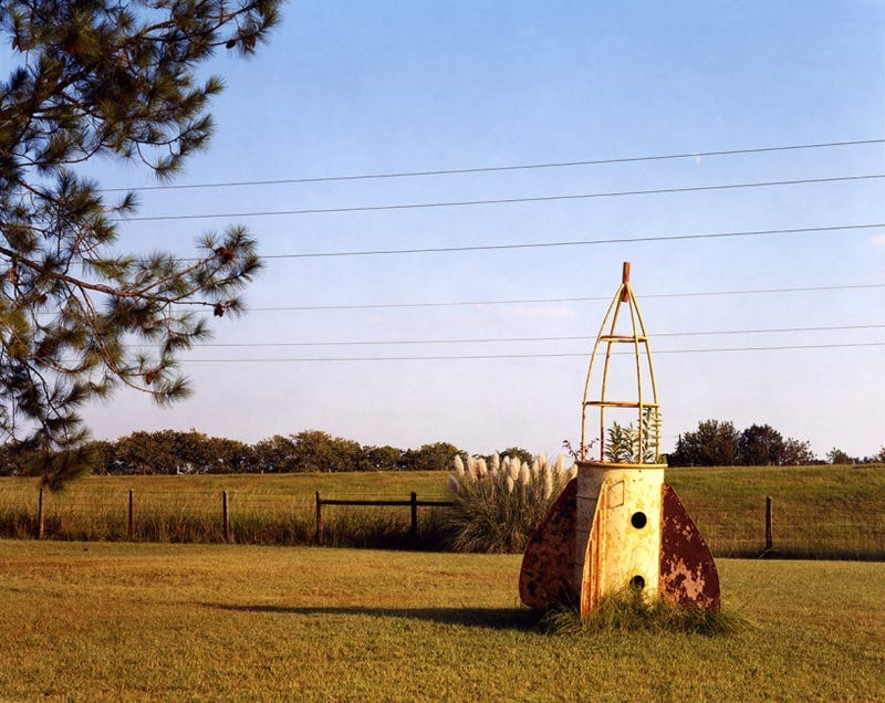 23 Cold War-Era Playground Rockets