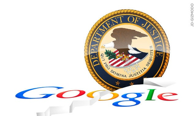 Watch Congress Ream Google Right Here, Right Now