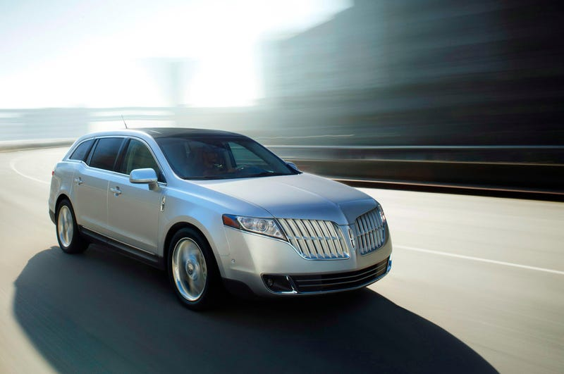2010 Lincoln MKT: Lincoln Gets A Big-Boy Crossover