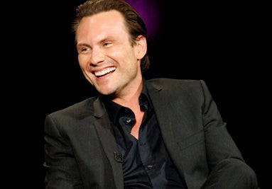 Christian Slater Is Not Latino