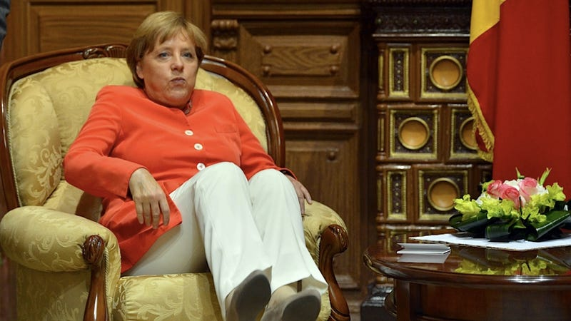 Forbes Determines that Angela Merkel Is the Most Powerful Woman on Earth