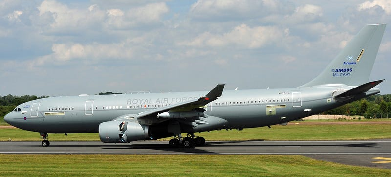 You Can Buy This Ex-Royal Air Force TriStar Tanker For $1.75M