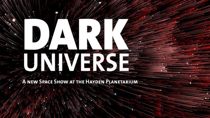The Making of Dark Universe