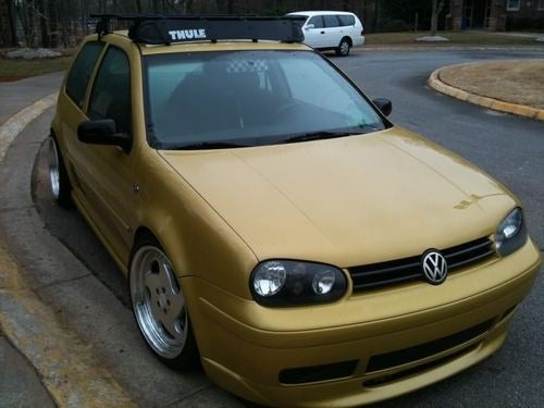 GTI Pocket Rocket Demands a Bigger Pocket, Also $10,000!