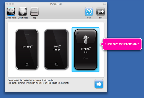 iPhone Dev Team Releases PwnageTool 2.0.3, Jailbreaks Latest 2.0.2 Firmware