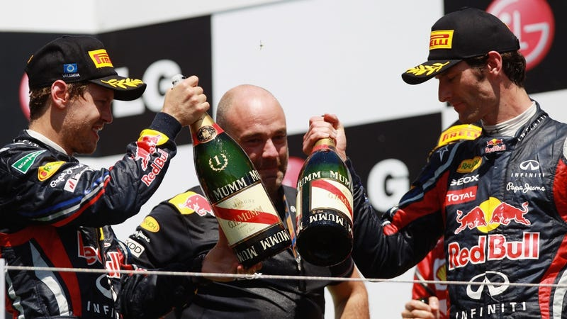 Pictures from the 2011 European Grand Prix