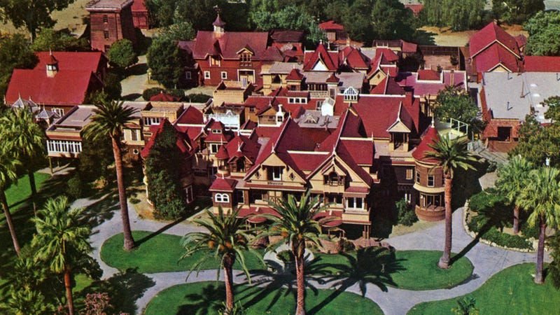 The Creepiest Haunted House in Silicon Valley