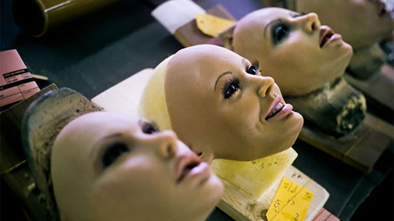 A Sex Doll Factory Also Manufactures Nightmares