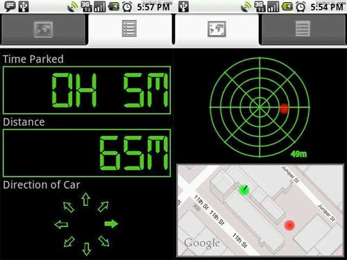 Car Locator Android App Makes $13,000 a Month