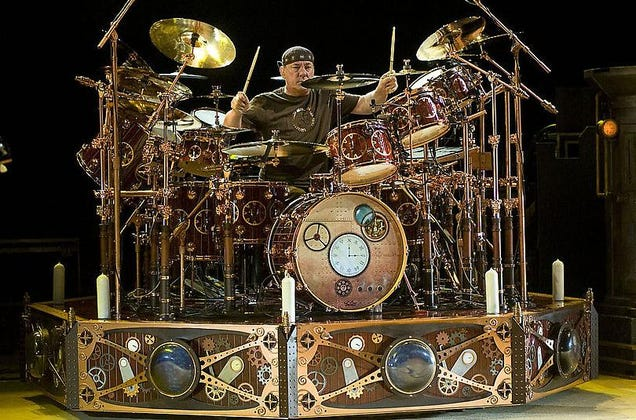 Six reasons Rush is the greatest band of all times