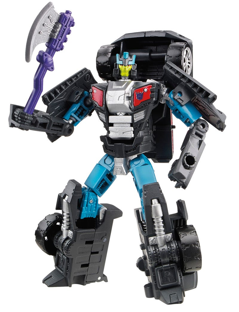 Next Year's Transformers Combine To Form Awesome