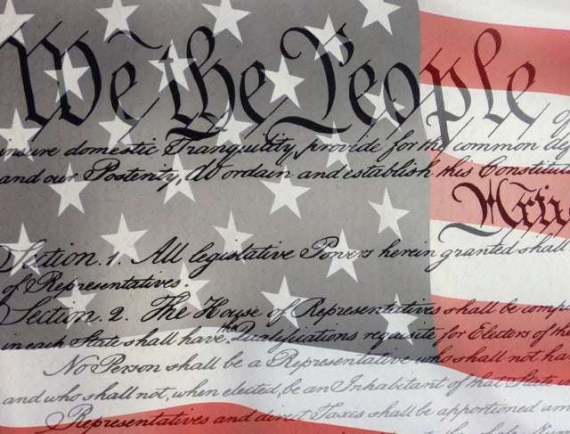 Congress Will Finally Read Us This 'Constitution' Document