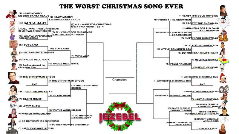 December Madness: The Unsweet 16 Continues