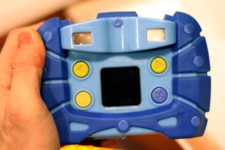 Fisher-Price Kid-Tough Digital Camera Takes Swimming Lessons to Become Nigh Indestructable