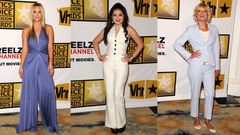 TV Stars Underwhelm At Critics' Choice Awards
