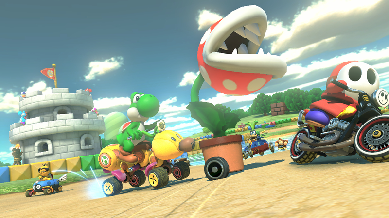 Okay. Maybe The Wii U's Selling Point Will Be Graphics.