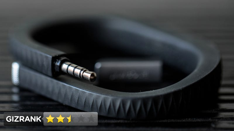 Jawbone UP (2012) Review: Still Not Fit To Buy