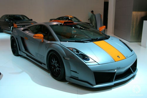 Hamann Lamborghini Gallardo Victory: Awesome Like a Super Car, Radical Like A Jet