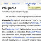 Top 10 Wikipedia Tricks