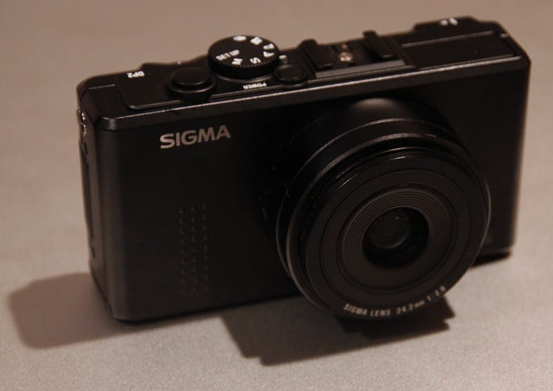 Sigma DP2 Camera Review: It's Complicated