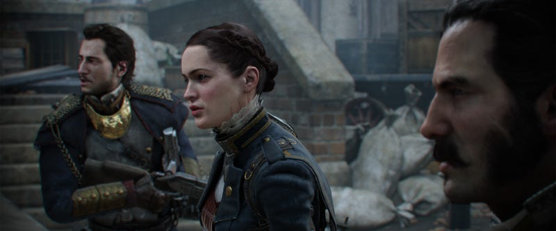 The Order: 1886 Is 30 Frames Per Second And Darn Proud Of It