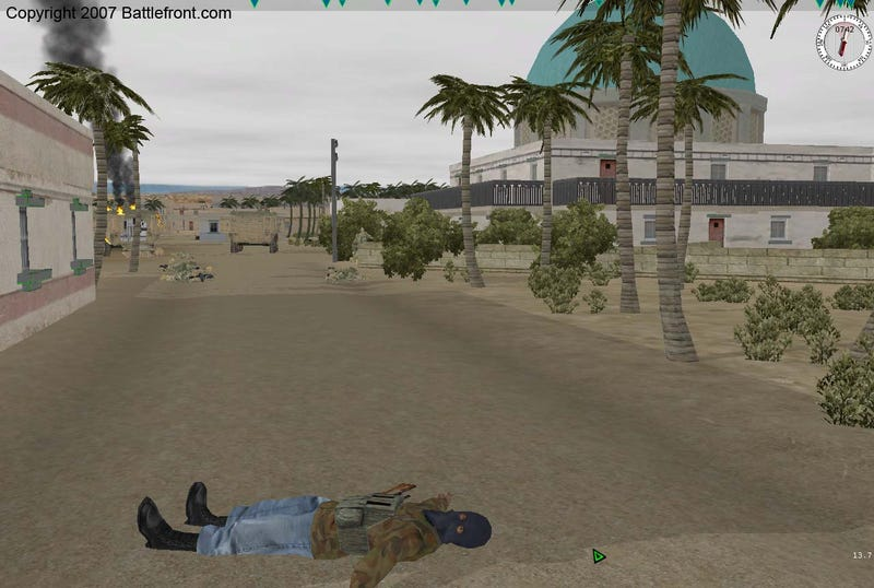 Invade Syria? A Video Game Tested That.