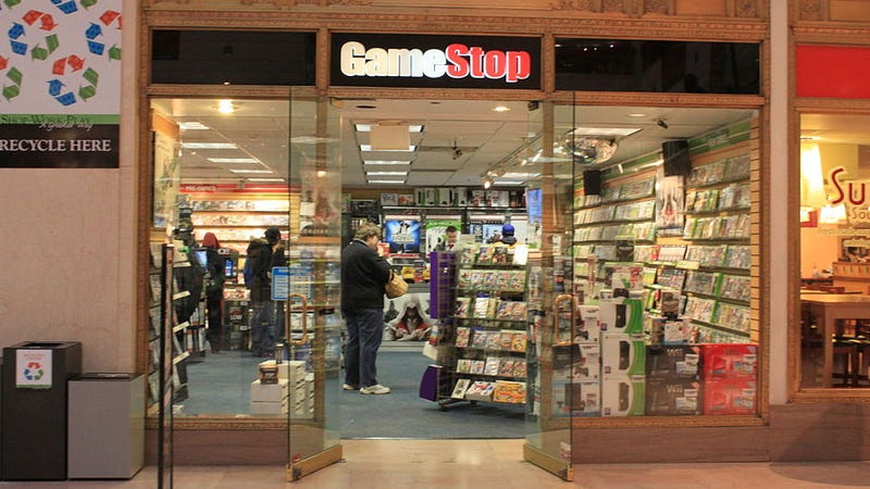 Did You Know GameStop is Named After a Book Store?