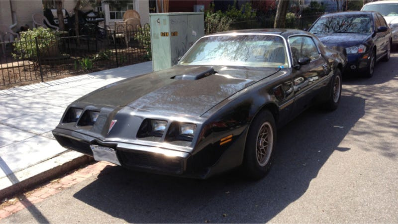 This Trans-Am Is A Great American Car In Our Nation's Capital