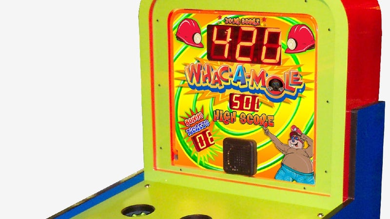 Whac-a-Mole's Inventor Linked to Weird Experimental Fuel Explosion