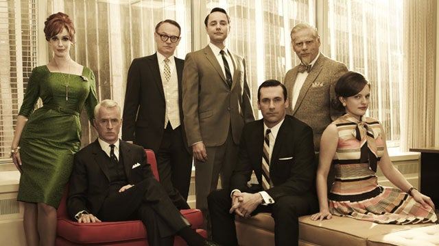 Let the Mad Men Madness Begin