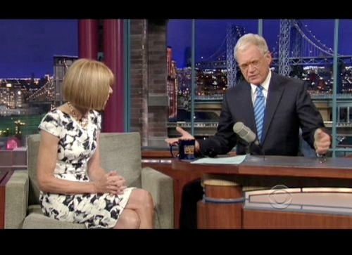 """Body Language """"Expert"""" Weighs In On Vogue's Anna Wintour"""