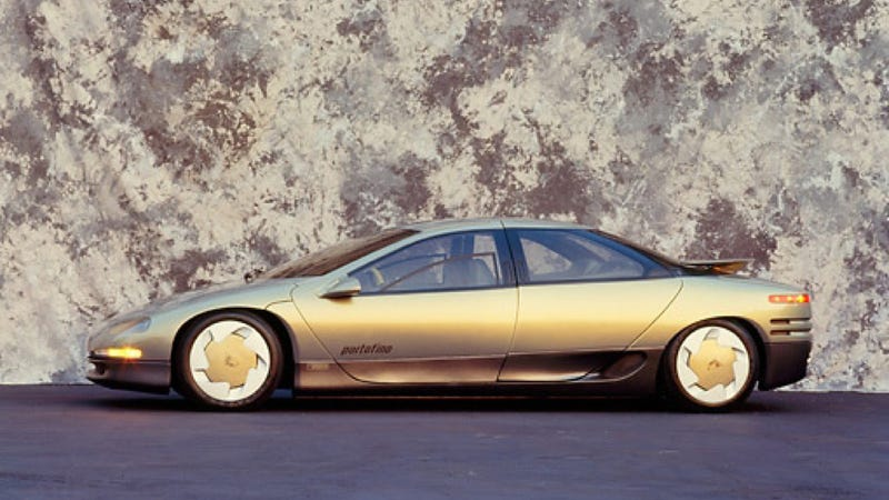 That Time Lamborghini Made A Sedan That Became A Chrysler