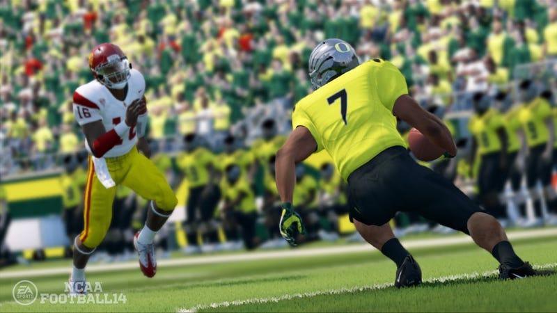NCAA Football 14 Will Add an Ultimate Team Mode, but How It Will Work is a Mystery [Update]